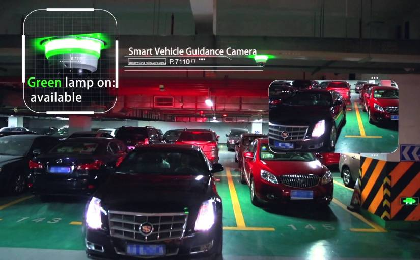 Hikvision introduces smart parking management solution