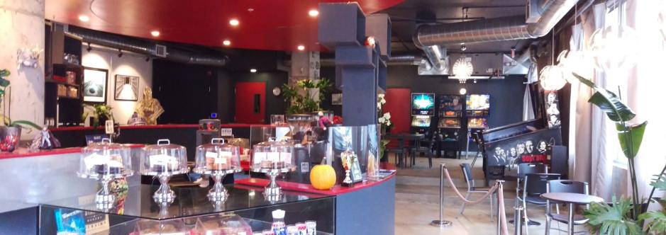Scarlet City Espresso Bar