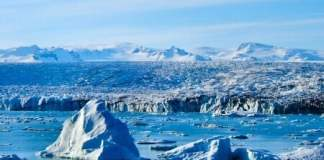 Global waming staves off ice age