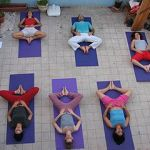 Yoga reduces stress; now it's known why