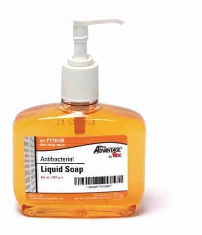 Antimicrobial from soaps promotes bacteria buildup in human noses