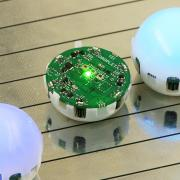 Team develops swarm of pingpong ball-sized robots
