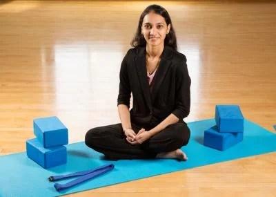 Yoga Helps Preserve Muscle Mass in Older Women