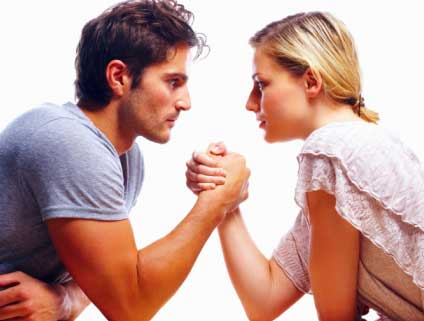 What Warring Couples Want: Power, Not Apologies