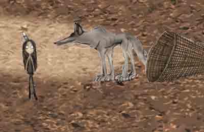 First Shoshone Language Video Game