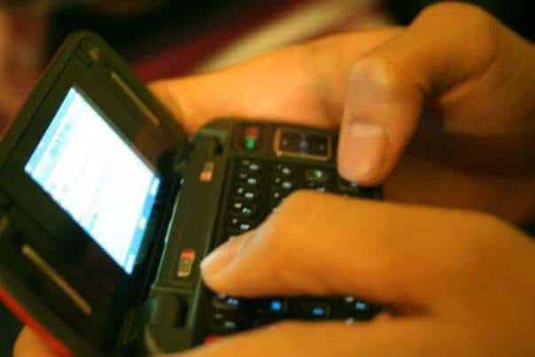 Antisocial Texting by Teens Linked to Bad Behavior