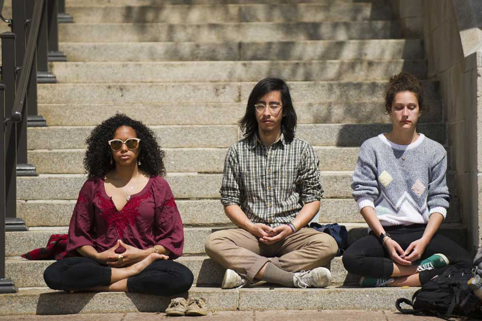 Mindfulness-based stress reduction helps lower blood pressure