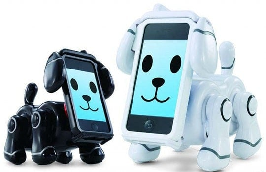 Canine remote control: Hands-free dog walking for the digital age