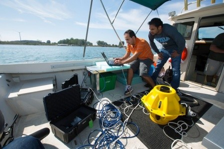 Taking the Internet underwater to detect tsunamis, monitor pollution and spy