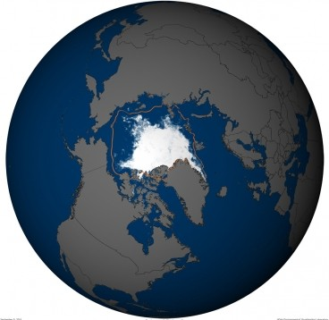 Arctic a source of atmospheric carbon