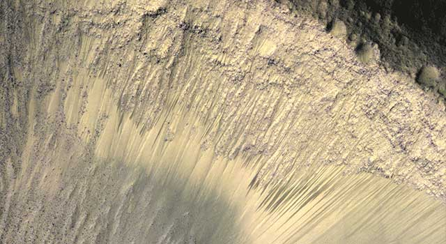 NASA Mars Spacecraft Reveals a More Dynamic Red Planet