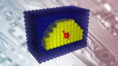 New quantum dots herald era of electronics operating on single-atom level