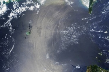 The ocean's hidden waves show their power