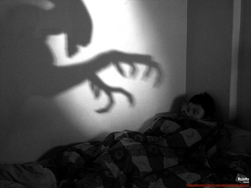 Study analyzes content of nightmares and bad dreams