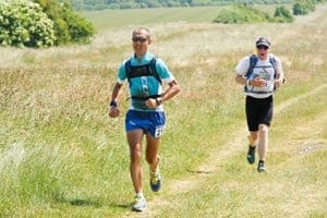 Glimpsing the health of most-extreme runners