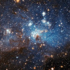 Finding hints of gravitational waves in the stars