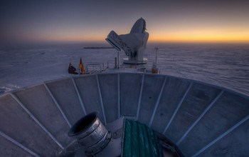 Antarctic telescope may have provided the first direct evidence of origins of the universe