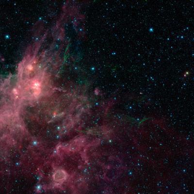 Dramatic new portrait helps define Milky Way's shape, contents