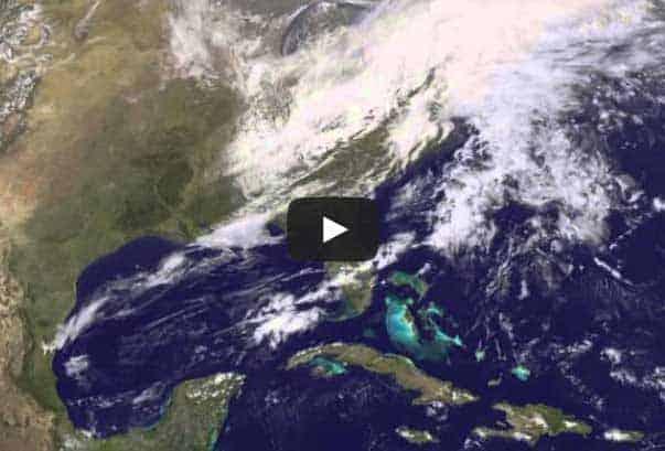 New Satellite Movie Shows Massive Eastern U.S. Cool Down