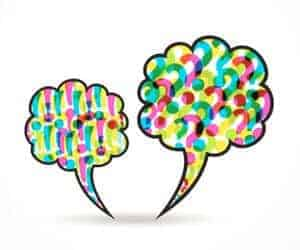 People Rely on What They Hear to Know What They're Saying