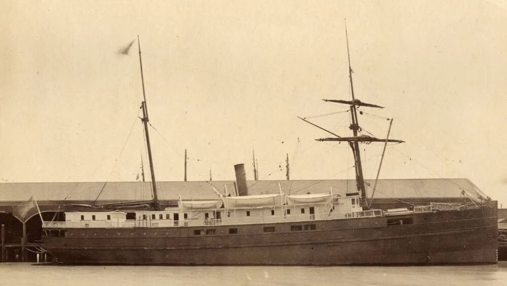 Coast Survey ship finds 19th century shipwreck off Golden Gate Bridge — again