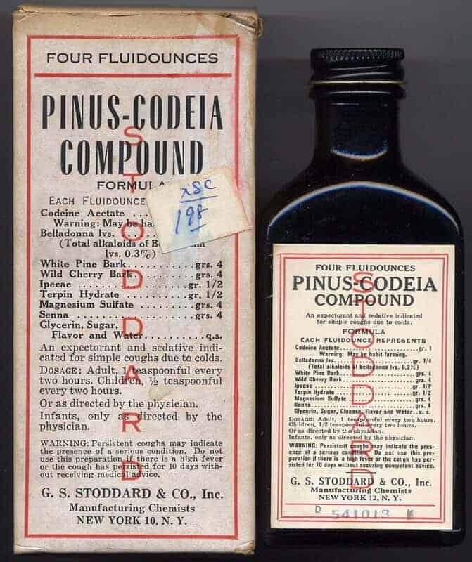 codeine-syrup