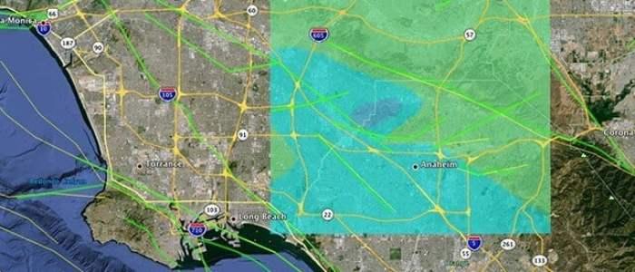 NASA Model Provides a 3-D Look at L.A.-area Quake
