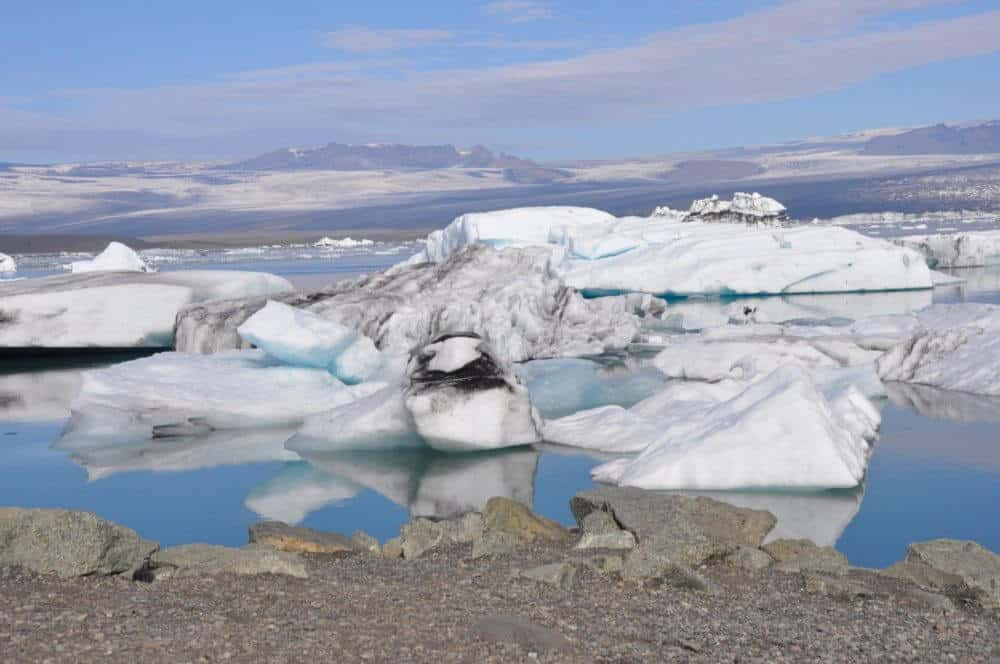 Permafrost thawing could accelerate global warming