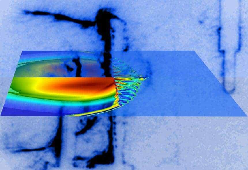 Lasers create table-top supernova