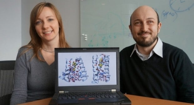 Flipping the pore: Discovery may help fight flu