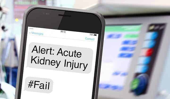 Electronic alerts may do more harm than good for kidney patients