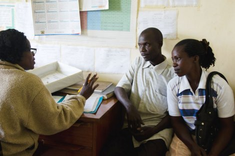 Microclinics Help Keep Kenyan HIV Patients in Care