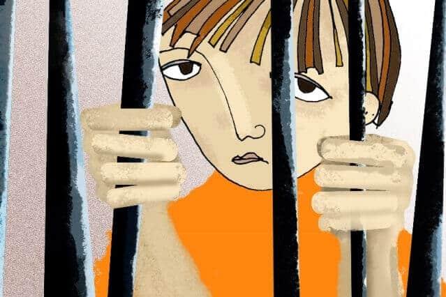 Juvenile incarceration yields less schooling, more crime