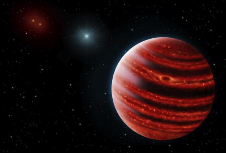 Young, Jupiter-like planet discovered