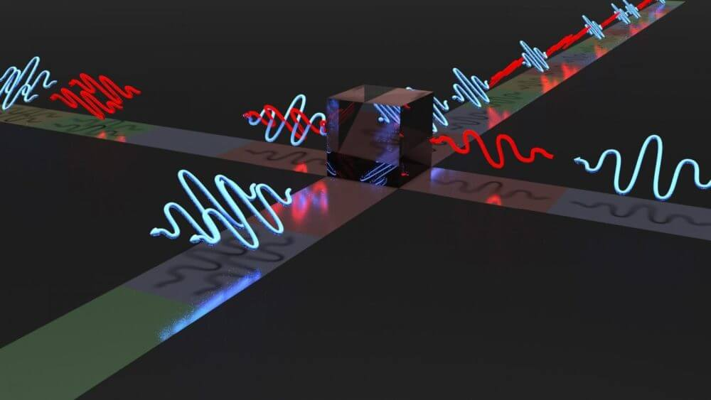 New laser technique promises super-fast and super-secure quantum cryptography