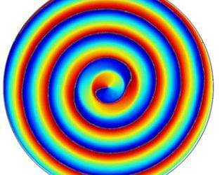 Vortex laser offers hope for Moore's Law