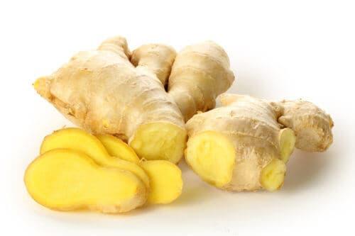 Pungent tasting substance in ginger reduces bad breath