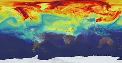 No publication bias found in climate change research
