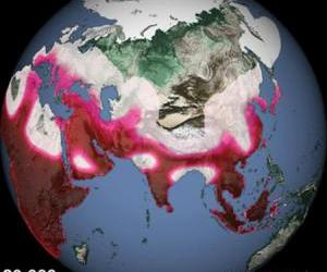 Past climate swings orchestrated early human migration waves out of Africa