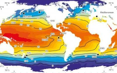 Ancient global cooling gave rise to modern ecosystems
