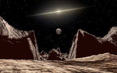 Penn astronomers discover new potential dwarf planet
