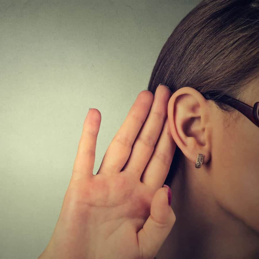 What's that? Exercise is also good for hearing?