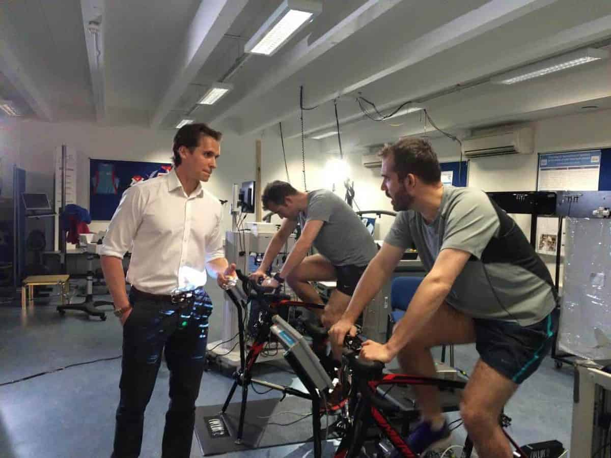 High-intensity aerobic training can reverse aging processes in adults