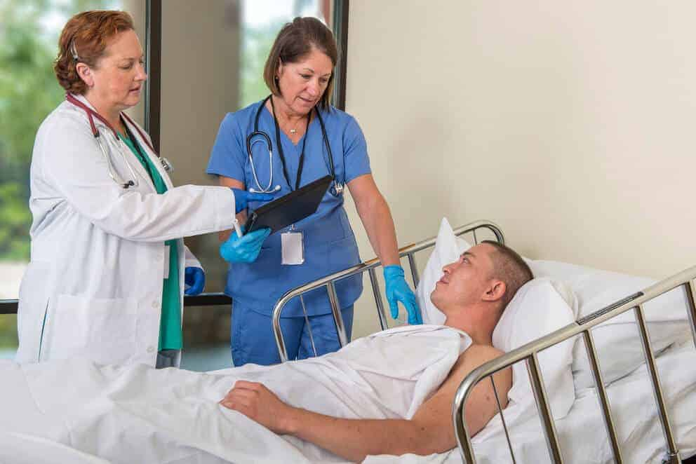 Getting doctors and nurses to work together at patient bedsides