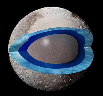 New analysis adds support for a subsurface ocean on Pluto