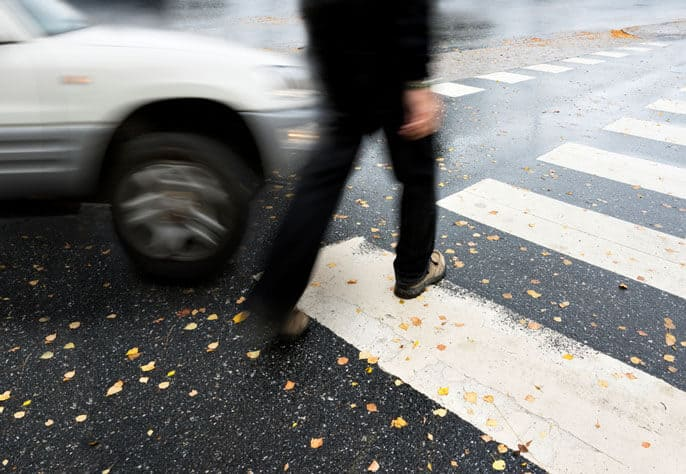 Pedestrians may run rampant in a world of self-driving cars