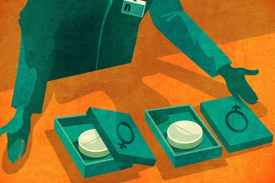 It's time research trials reflect differences between men and women