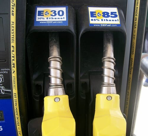 Innovation is Driving Down Greenhouse Gas Emissions from Corn-based Ethanol