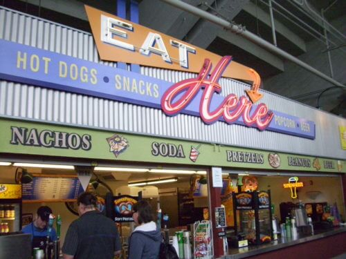 Healthy concession stand makeovers are a game changer
