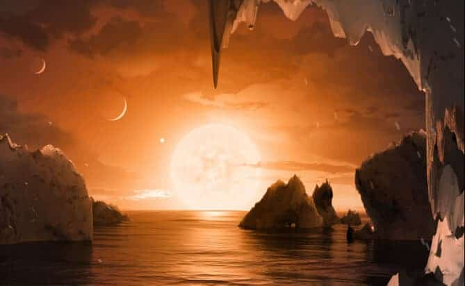 NASA Telescope Reveals Record-Breaking Exoplanet Discovery